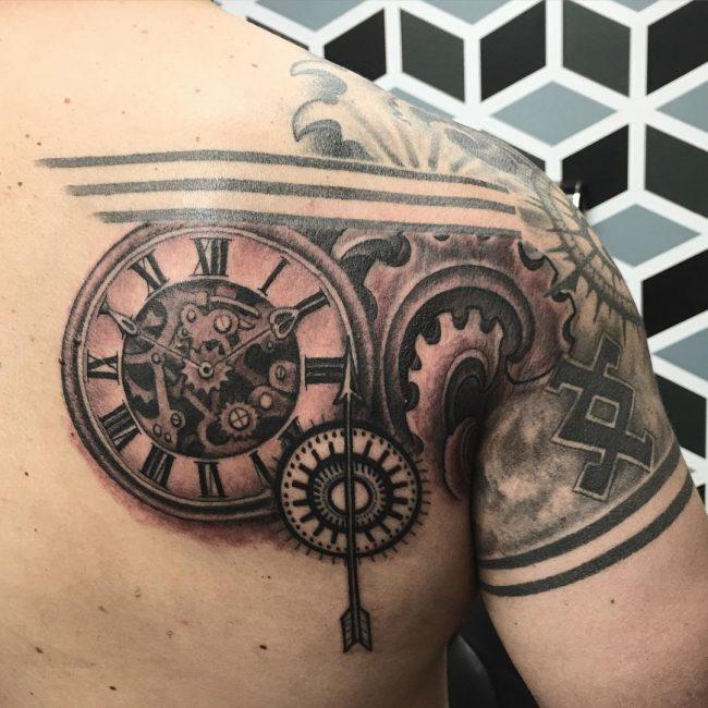 steampunk tattoo26