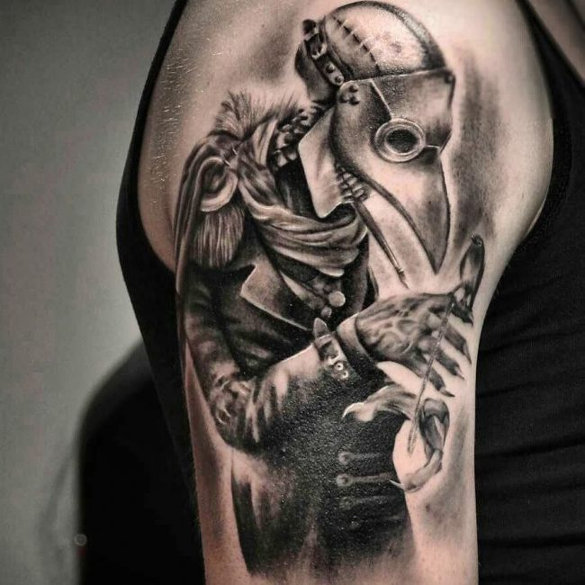 steampunk tattoo3