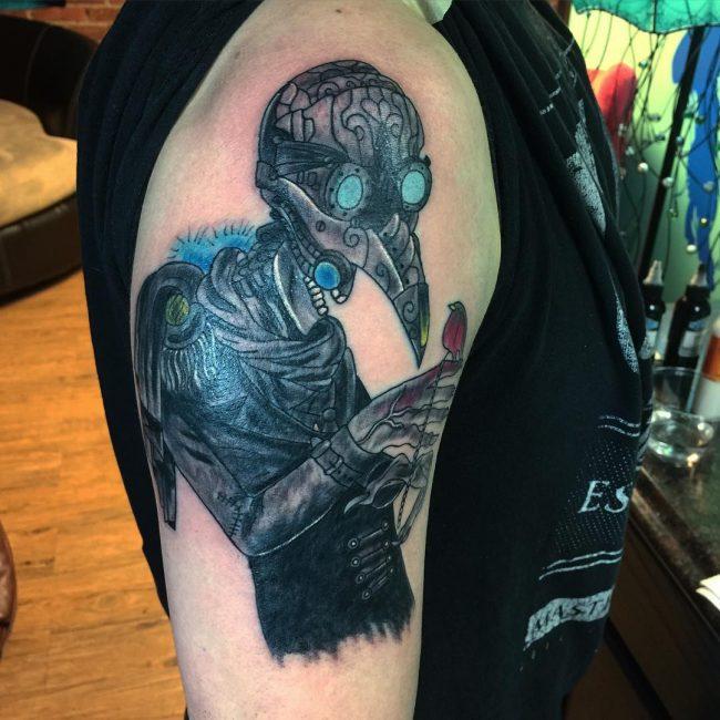 steampunk tattoo30