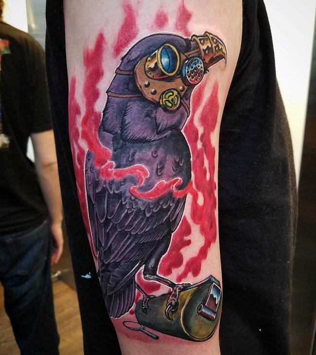 steampunk tattoo33