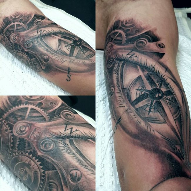 steampunk tattoo35