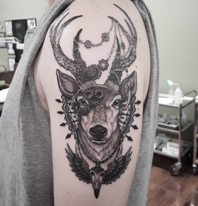 steampunk tattoo37