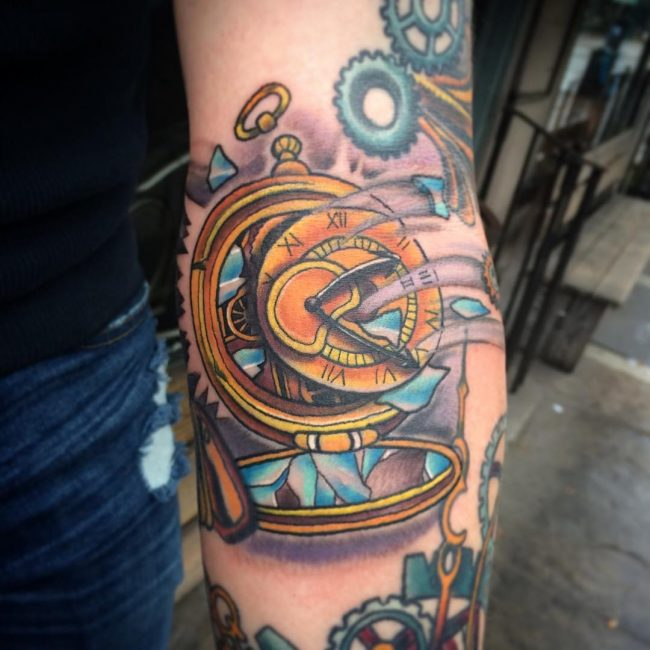 steampunk tattoo38