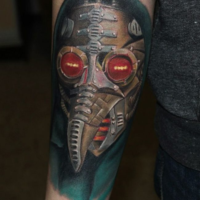 steampunk tattoo42