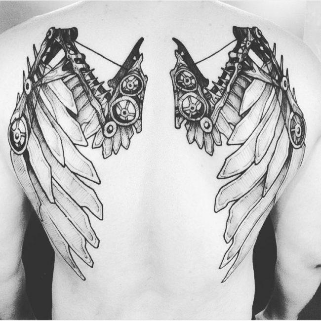 steampunk tattoo45