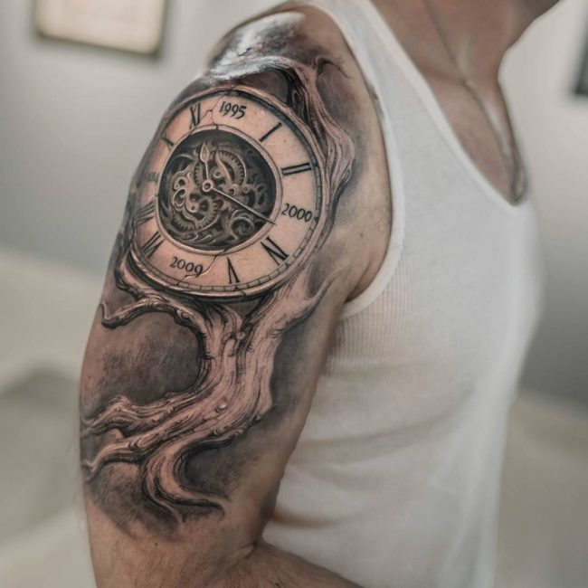 steampunk tattoo46
