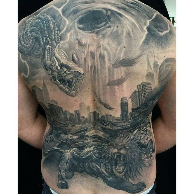 steampunk tattoo47