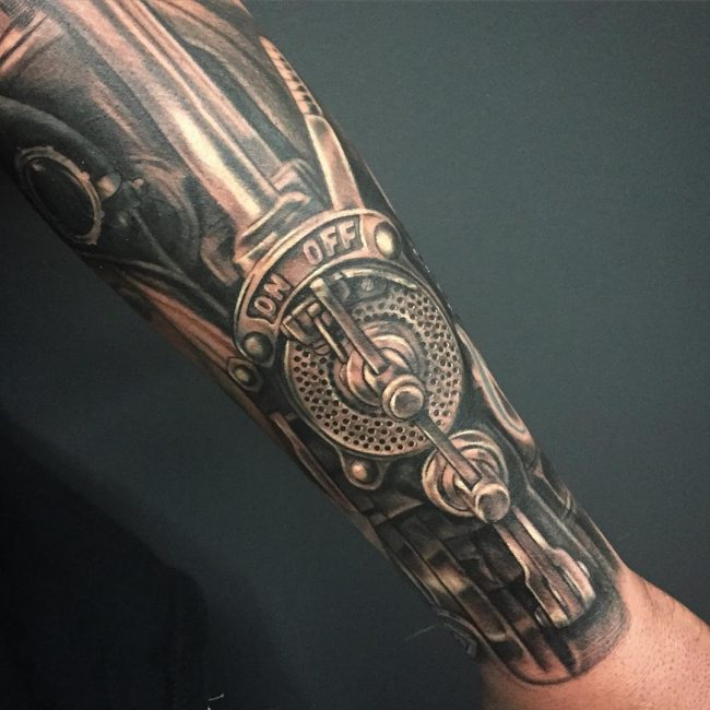 steampunk tattoo50