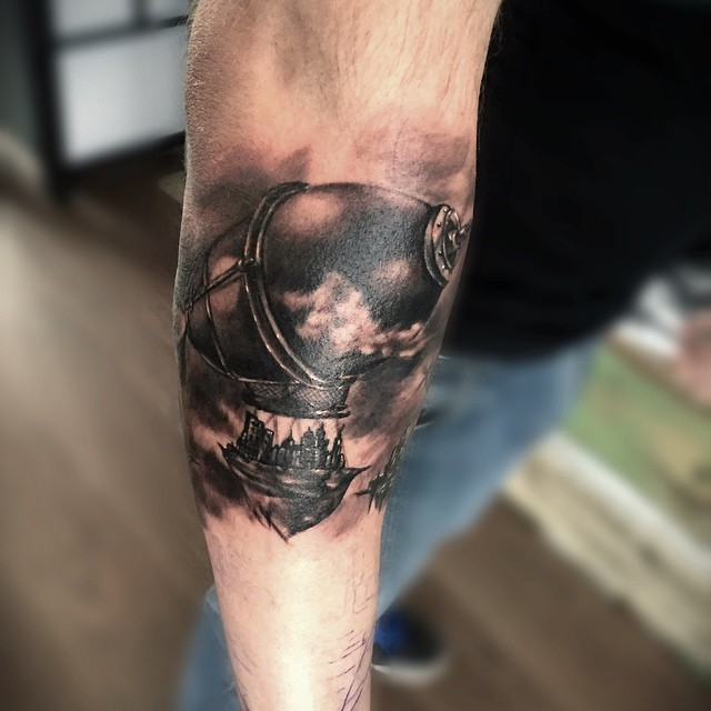 steampunk tattoo52