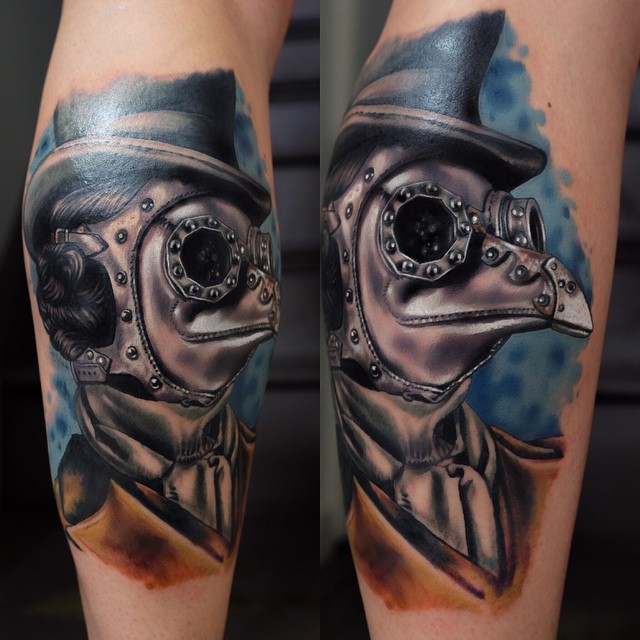 steampunk tattoo57