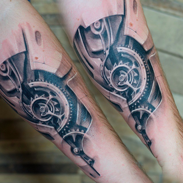 steampunk tattoo58