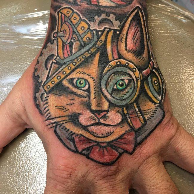 steampunk tattoo7