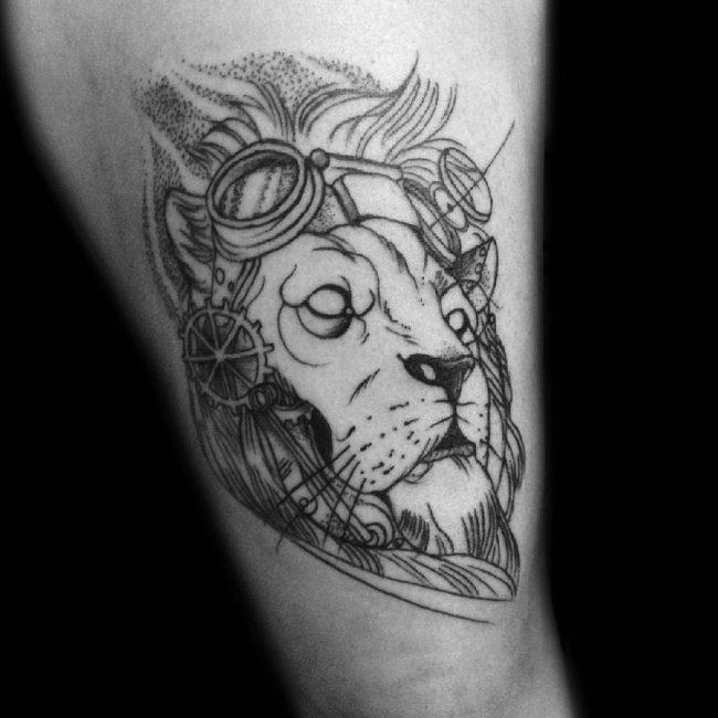 steampunk tattoo9