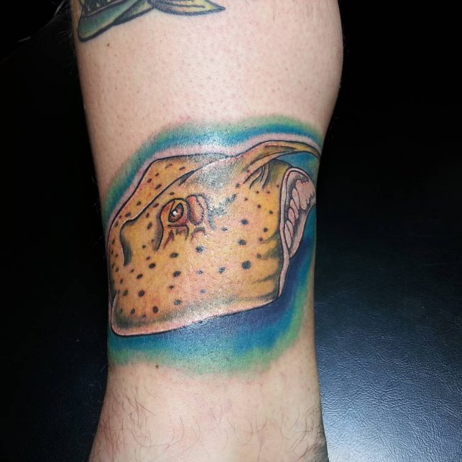 stingray tattoo13