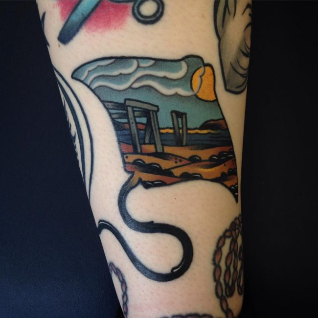 stingray tattoo30