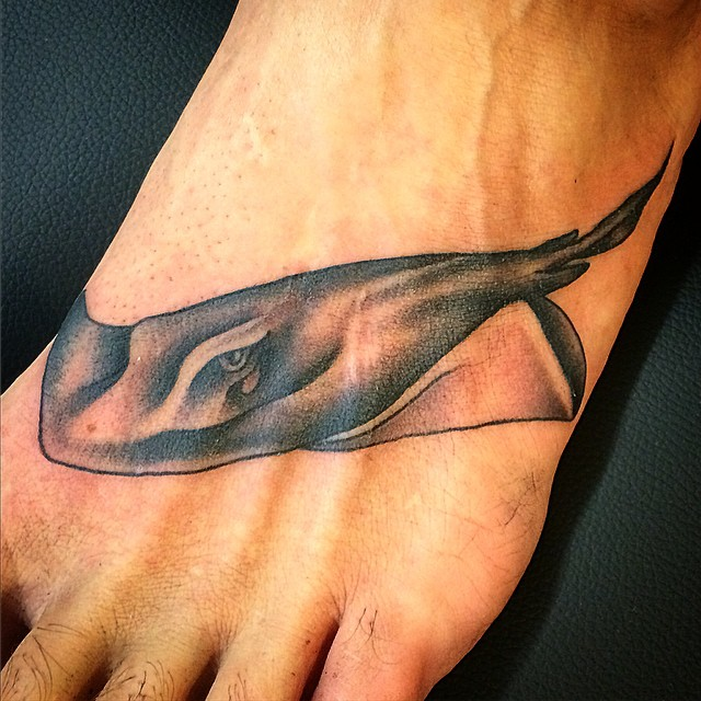 stingray tattoo35