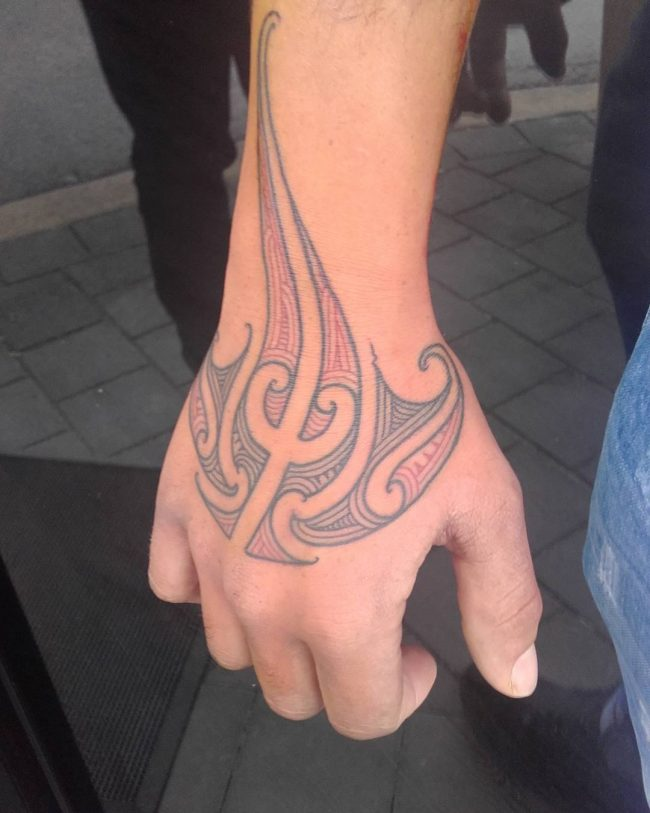 stingray tattoo8
