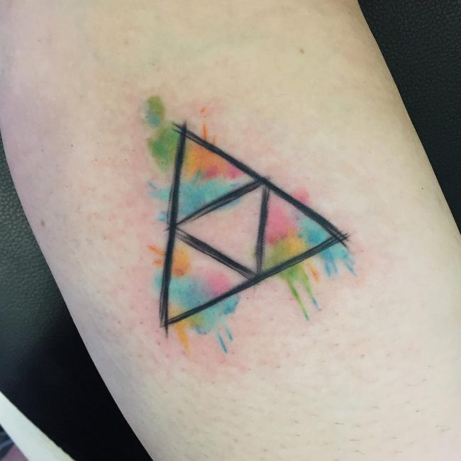 triforce tattoo10