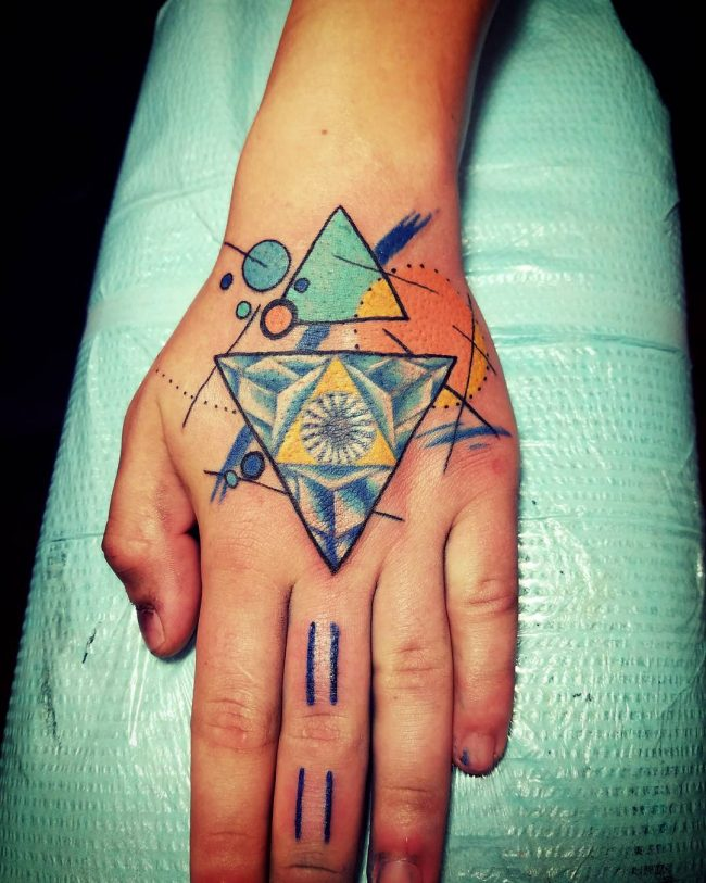 triforce tattoo15