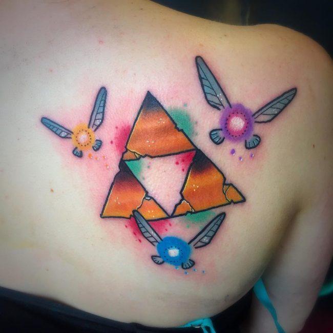 triforce tattoo16