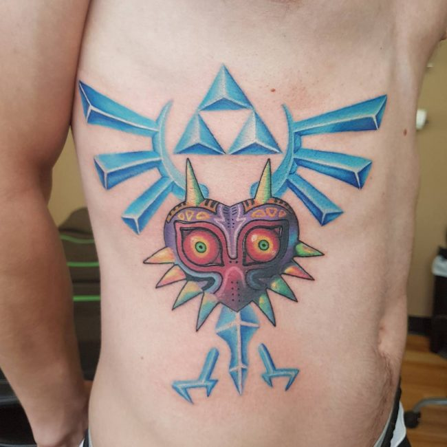 triforce tattoo17