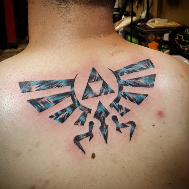 triforce tattoo21