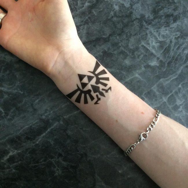 triforce tattoo6