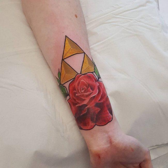 triforce tattoo8