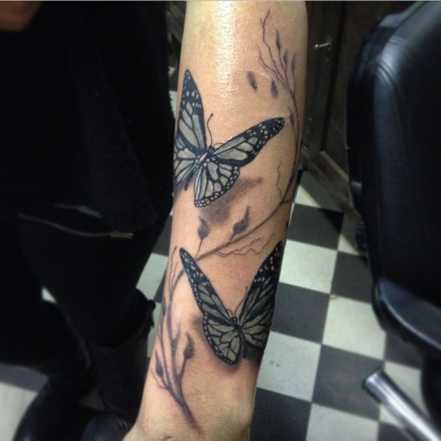 vine tattoo16