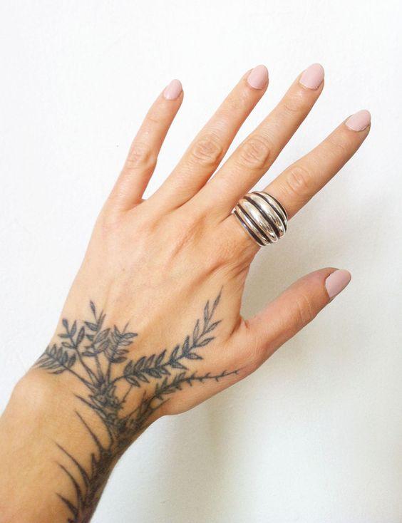 vine tattoo26