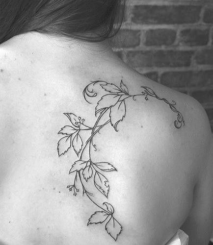 vine tattoo31