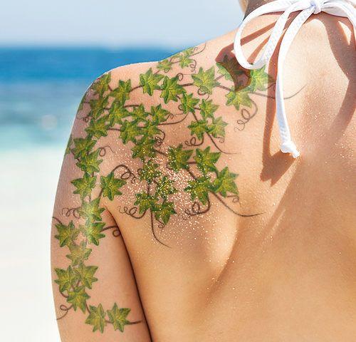 vine tattoo35