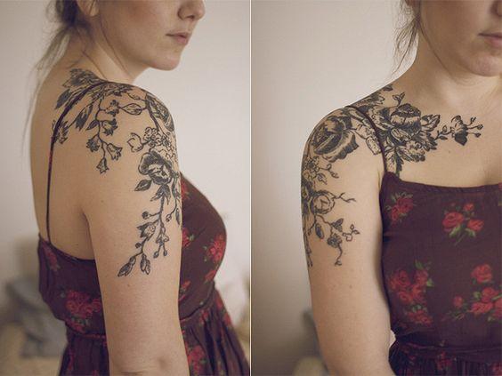 vine tattoo40