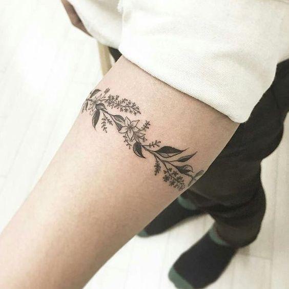 vine tattoo41