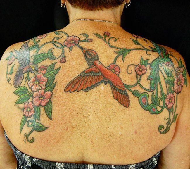 vine tattoo9