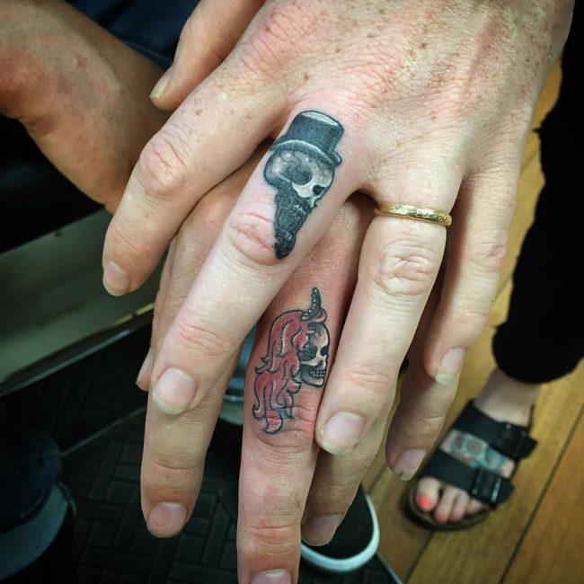 wedding tattoos7