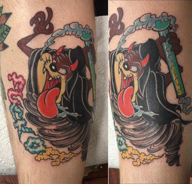 weed tattoo29