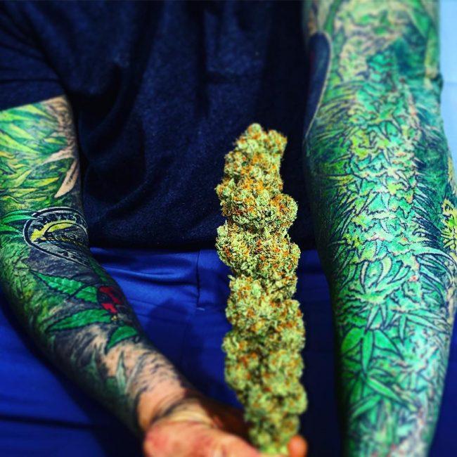 weed tattoo32