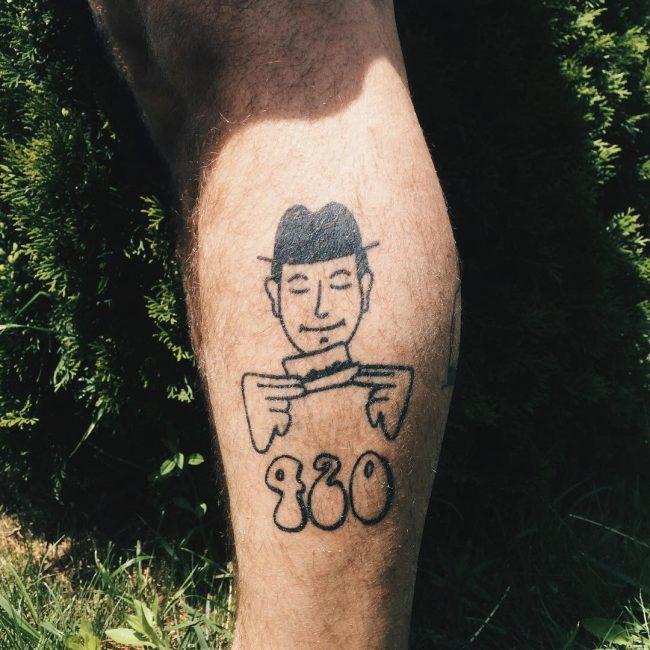 weed tattoo7