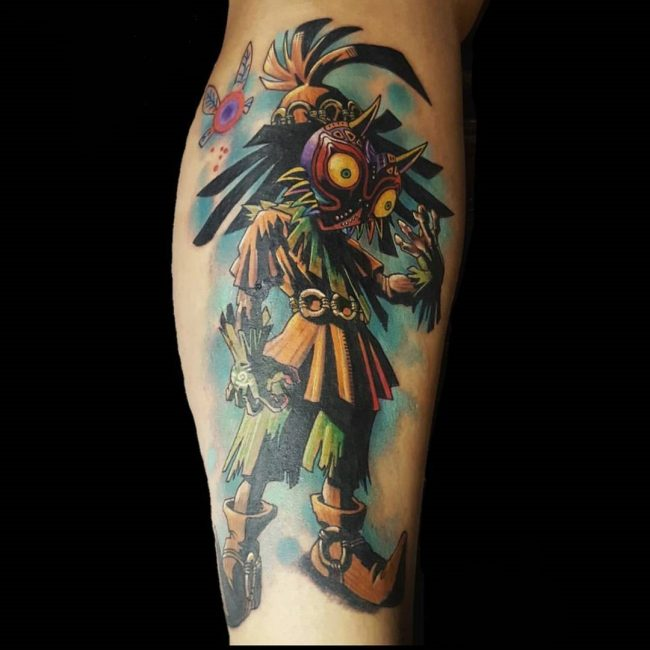 zelda tattoo1