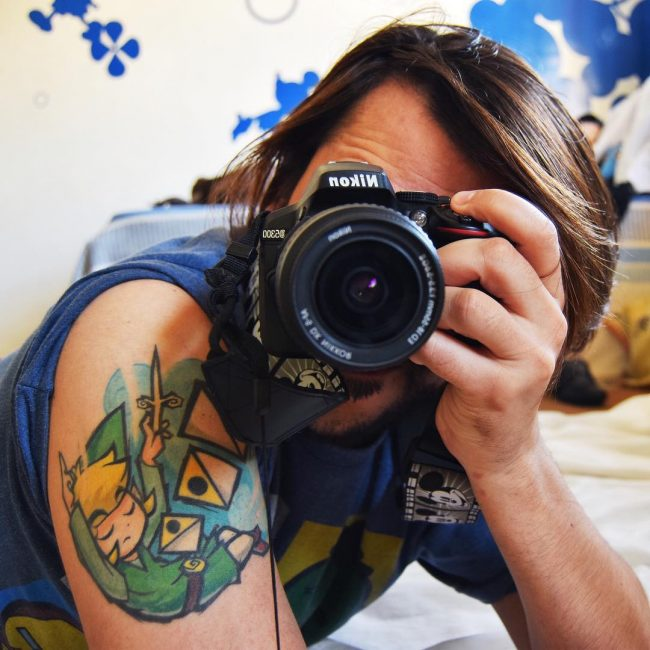 zelda tattoo10