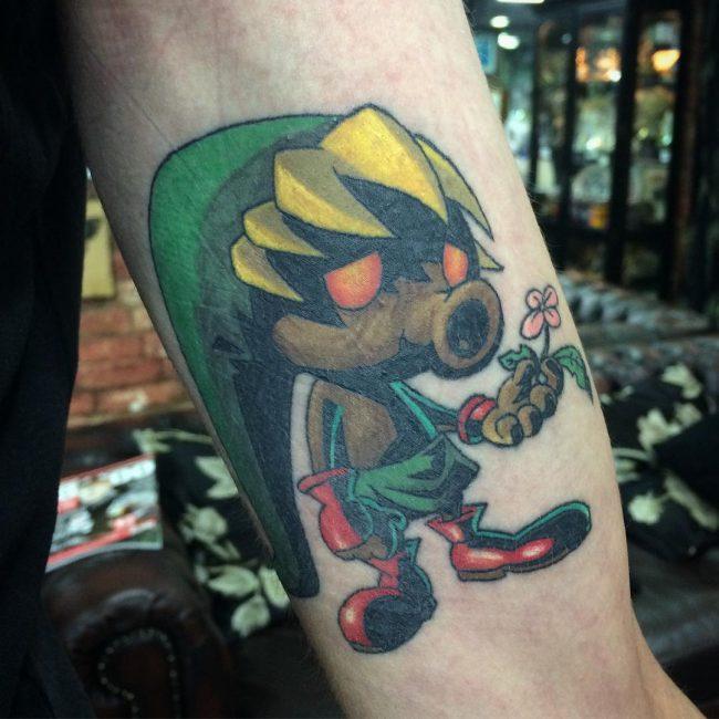 zelda tattoo14