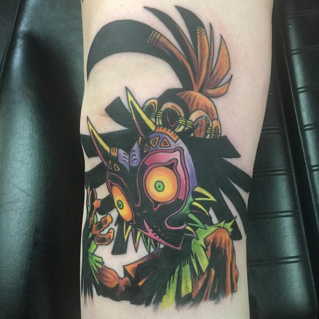 zelda tattoo16