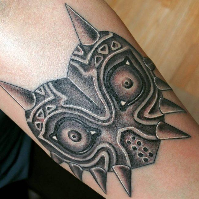 zelda tattoo18