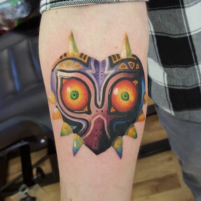 zelda tattoo19