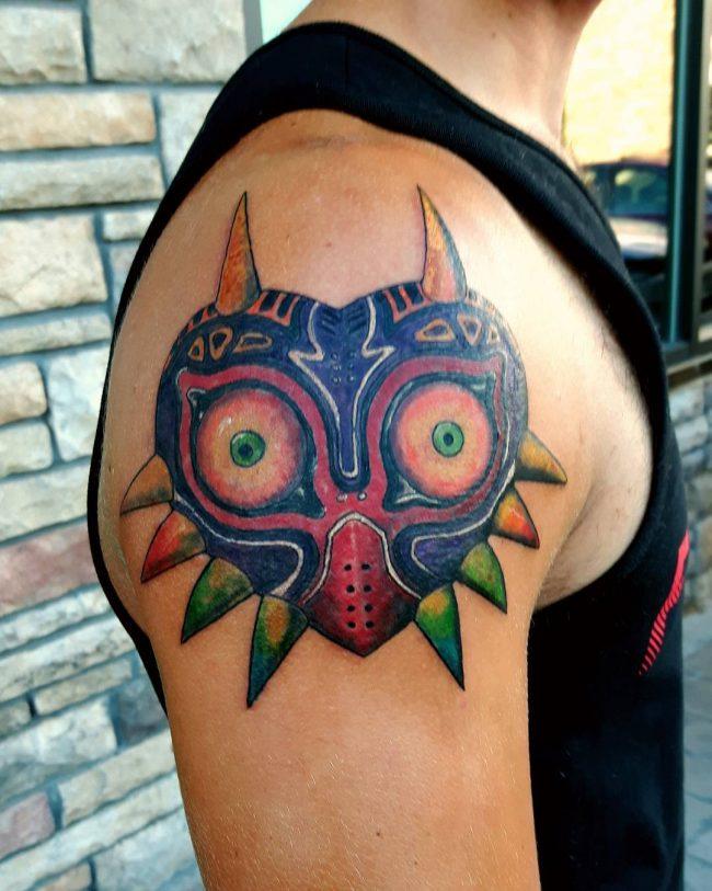 zelda tattoo20