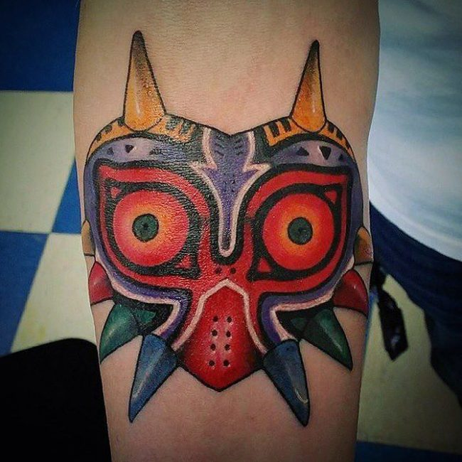 zelda tattoo21