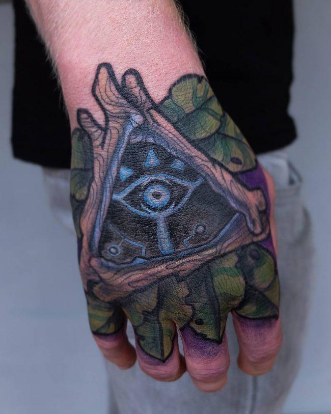 zelda tattoo27