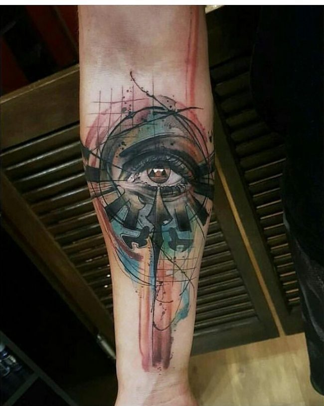 zelda tattoo28