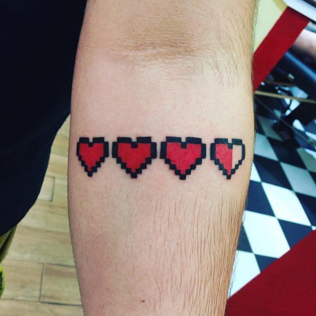 zelda tattoo32